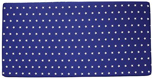 Kinderbettmatratze, Babymatratze 70x140 cm Kinder-Rollmatratze (Marineblau)