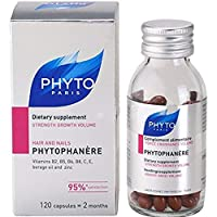 Phyto Phytophanere A fortifying for the hair, nails and skin - 120 Capsules