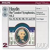 "Haydn: The ""London"" Symphonies, Vol.2 (2 CDs)"