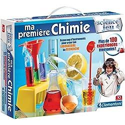 Clementoni - 62473 - Jeu Éducatif et Scientifique - Ma Première Chimie