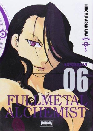 Fullmetal Alchemist. Kanzenban 6 (Manga - Fullmetal Alchemist)