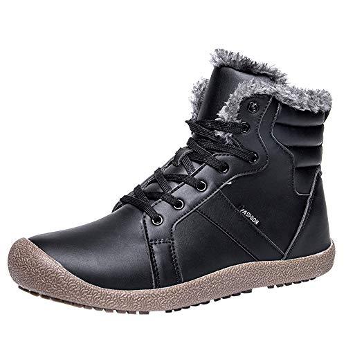 Schuhe Damen Winter Ski Stiefel Stiefeletten Schneestiefel Gefütterte DOLDOA