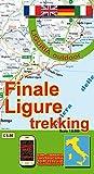 Finale Ligure trekking 1:8.000. Liguria outdoor. Sentieri e passeggiate di Liguria