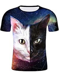 Amazon.es: camiseta gato - 3XL: Ropa
