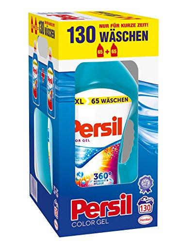Persil Color Gel, 130 Waschladungen