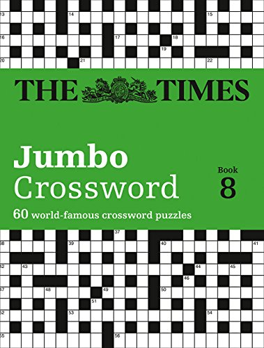 The Times 2 Jumbo Crossword Book 8 (Crosswords) por The Times Mind Games