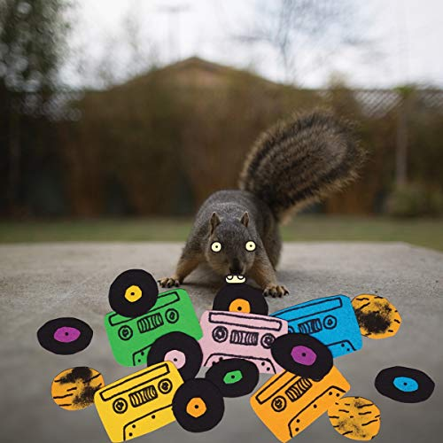 Squirrel Tape Instrumentals Vol.1 [Vinyl LP]