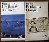 2 titres : Boulevard Durand - Les fiancés du Havre --Folio--
