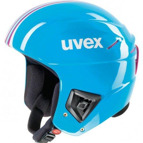 UVEX Race + cyan-pink size 55-56 cm