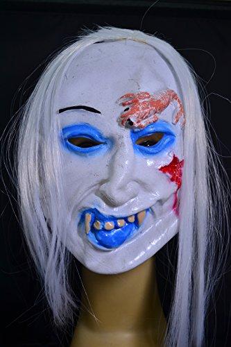 Smartfox Halloween Latex Maske - Hummer am Auge (Kinder Hummer Kostüme)