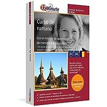 Curso de rumano para principiantes (A1/A2): Software compatible con Windows y Linux. Aprende rumano con el método de aprendizaje de memoria a largo plazo