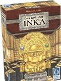 Queen Games 7005 Das Gold der Inka Für 2 - 4 Spieler. Spielzeit: 45 - 60 Minuten