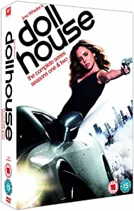 Dollhouse: The Complete Series,  Seasons 1-2 [8 DVDs] [UK Import]