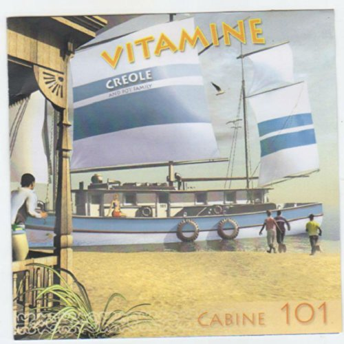 Vitamine créole (And Pot Family) [Cabine 101] Family Pot