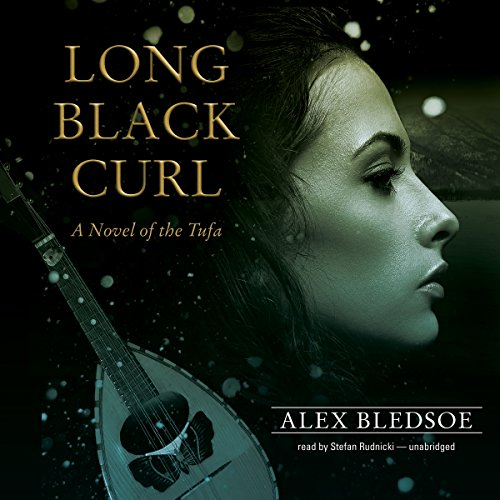 Long Black Curl  Audiolibri
