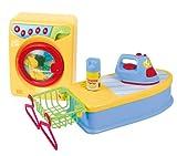 PlayGo 3259 - elektronische Waschmaschine mit Bügelbrett und Bügeleisen