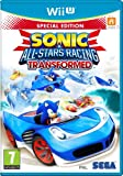 Cheapest Sonic & All Stars Racing Transformed (Limited Edition) on Nintendo Wii U