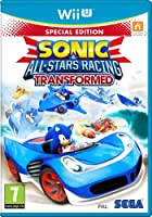articolo Sonic and All Stars Racing Transformed: Limited Edition [Edizione: Regno Unito] 100% originale come da foto