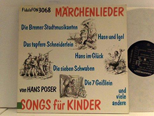 Marchenlieder Und Songs Fur Kinder