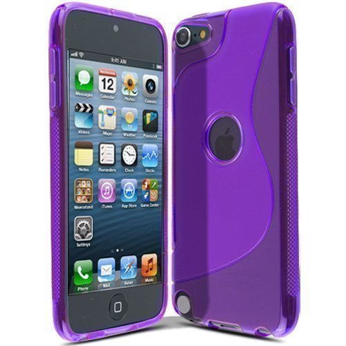 connect-zoner-ipod-touch-4-4th-generation-purple-s-line-silicone-gel-case-cover-screen-guard-and-pol