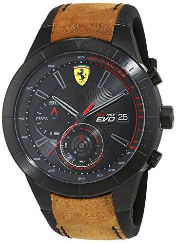 Scuderia Ferrari Herren-Armbanduhr Datum Klassisch Quarz 830398