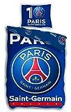 Paris St German PSG Fußball–Bettwäsche–Bettbezug 140x 200cm Kopfkissenbezug 63x 63cm