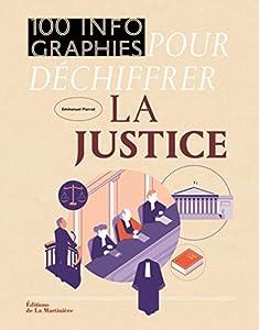 """Afficher """"100 infographies pour déchiffrer la justice"""""""
