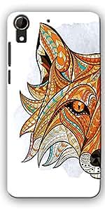 MW CASES Designer Back Cover for HTC Desire 728