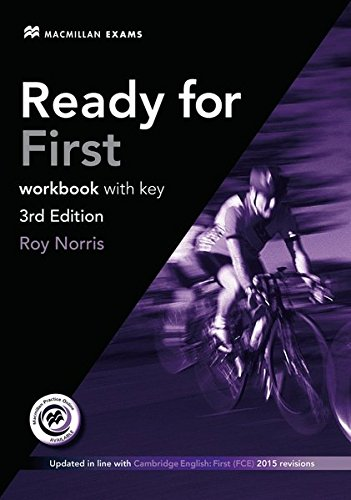 Ready for FCE. Workbook with Audio-CD and Key por Roy Norris