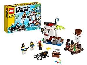 LEGO PIRATES 70410 L'avamposto dei soldati