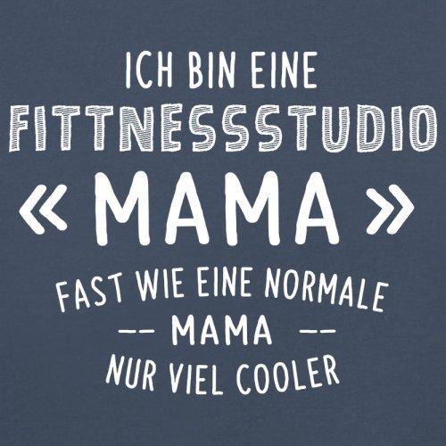 Ich bin eine Fitnessstudio Mama - Herren T-Shirt - 13 Farben Navy