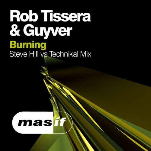 Rob Tissera - Burning