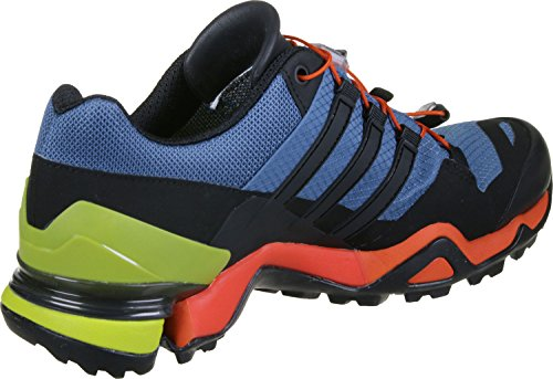 adidas Terrex Fast R Gtx, Scarpe da Escursionismo Uomo Blu (Azubas/Negbas/Energi)