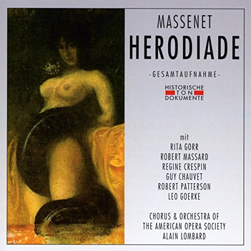 Herodiade [Import allemand]
