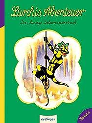 Lurchis Abenteuer 04: Das lustige Salamanderbuch. Sammlung der grünen Einzelhefte Nr. 58-76: Das lustige Salamanderbuch - Band 4 (Kulthelden)