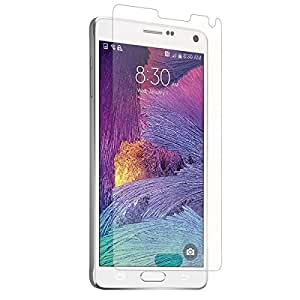 BodyGuardz ScreenGuardz Ultra Tough Clear Screen Protector for Samsung Galaxy Note 4 - Retail Packaging - Clear