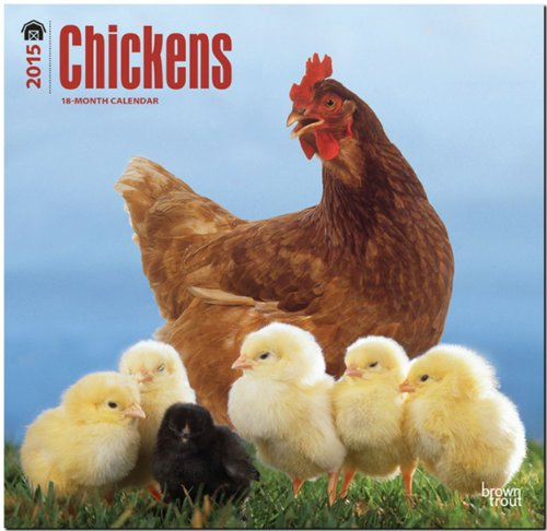 Chickens 2015 Wall