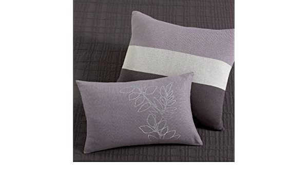 Buy Calvin Klein Home Block Pillow Madeira Online At Low Prices In Enchanting Calvin Klein Madeira Decorative Pillow