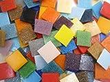 75 Pack Mixed 20mm Vitreous Mosaic Tiles