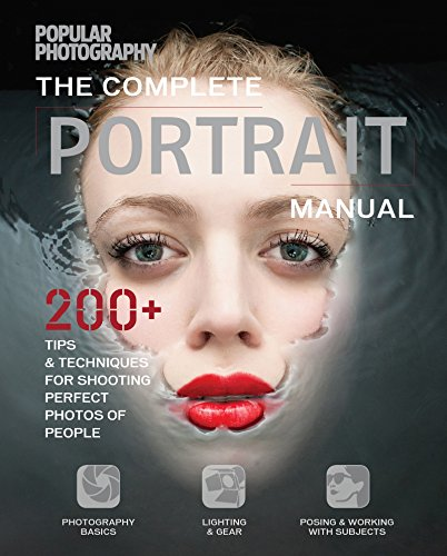 PDF Gratis The Complete Portrait Manual: 200+ Tips and