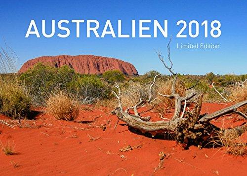Australien 2018 Exklusivkalender (Limited Edition)