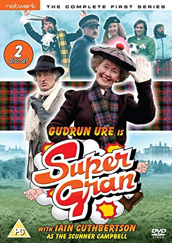 Super Gran - Series 1 [DVD] [1985]