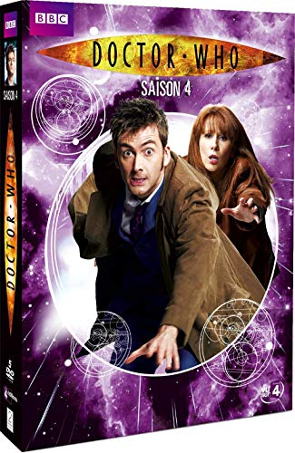Doctor Who Stagione 04 [4 DVDs] [IT Import]