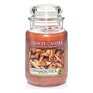 Yankee Candle Large Jar Candle, Cinnamon Stick