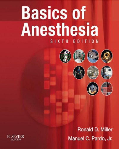 Basics of Anesthesia E-Book (Expert Consult Title: Online + Print) (English Edition)