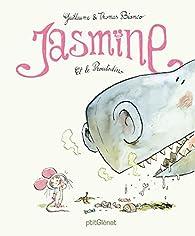 Jasmine et le Proutodino par Thomas Bianco