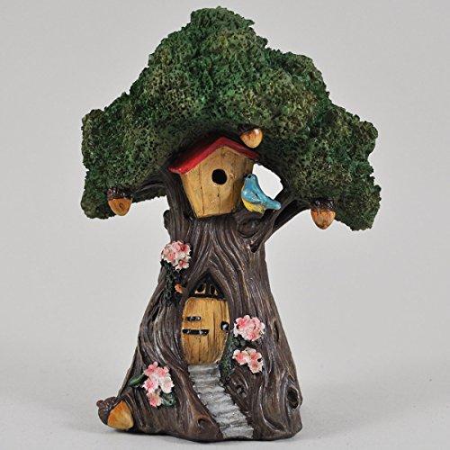 fairy-garden-uk-tree-house-bird-garten-miniatur-home-decor-elfe-fee-pixie-hobbit-zauberhafte-geschen