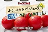 Kagome Fukushima Tomatensaft Salz ohne Zus?tze (190gX6 Dosen) X5 Pack