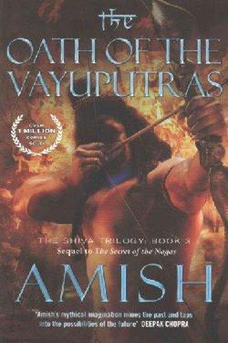 Oath of the Vayuputras (The Shiva Trilogy) por Amish Tripathi