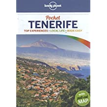 Pocket Tenerife - 1ed - Anglais